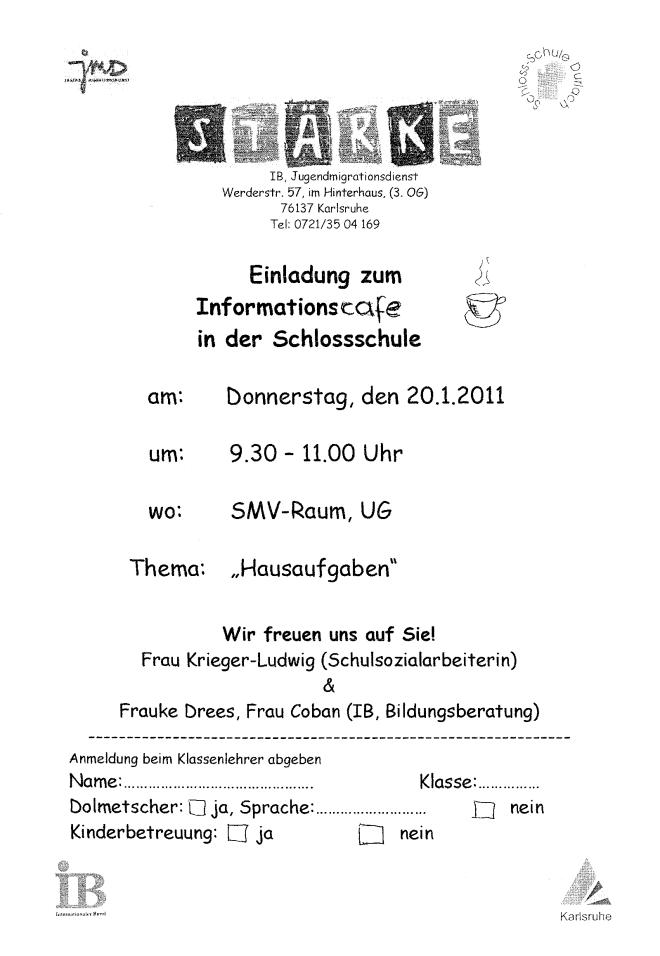 Schloss-Schule Durlach